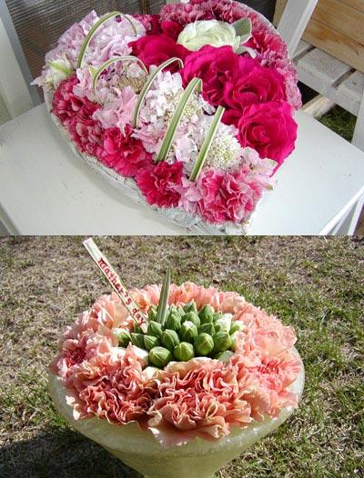 札幌のお花屋さん