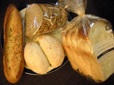 アンデルセンのパン