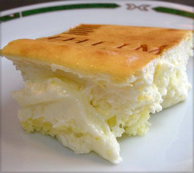 チーズスフレ・ケーキ