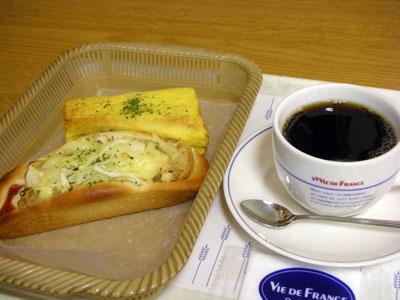 ヴィ・ド・フランスのパン