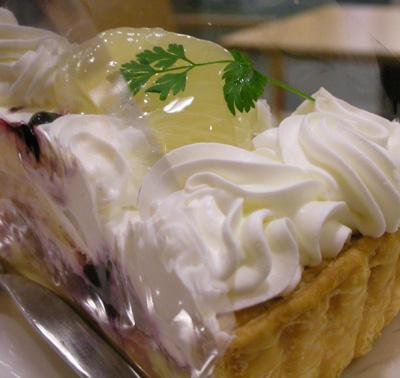 フルーツケーキファクトリーのケーキ