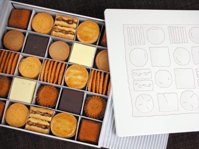 Petit A Petitのクッキー