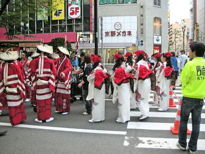 動画で見る第19回YOSAKOIソーラン祭り