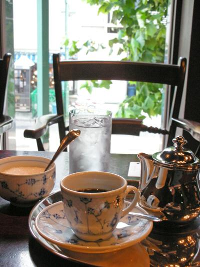 宮越屋珈琲のコーヒー