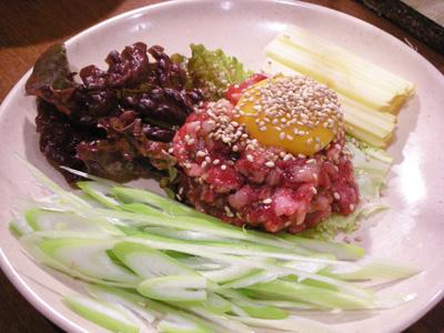 焼き肉 韓国料理「チング」