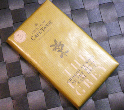 ベルギー産のチョコ