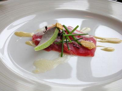 海鮮創作料理ジュノーでランチ