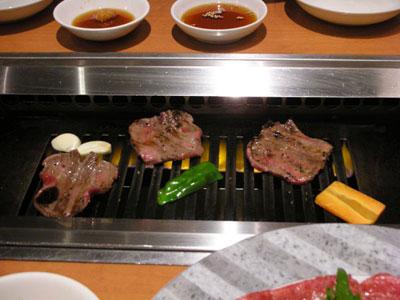 焼き肉「トトリ」