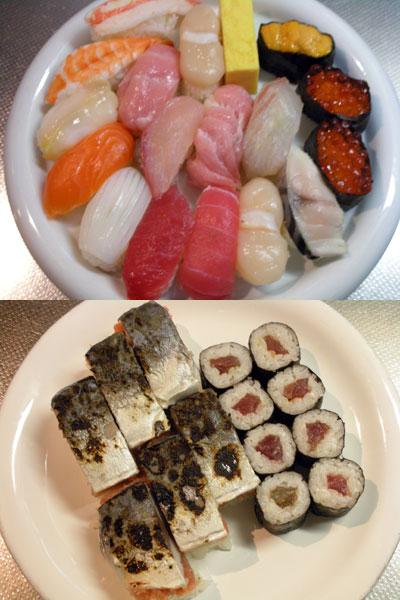 デパ地下寿司
