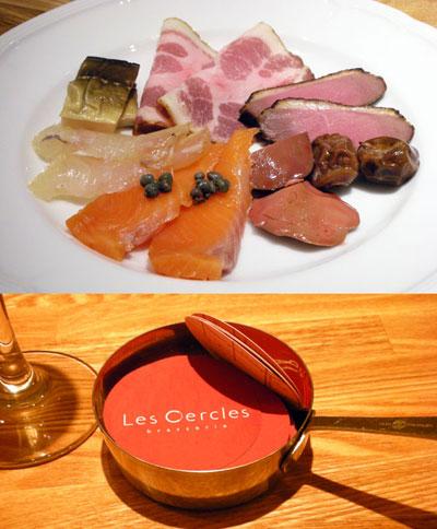 brasserie Les Cercles(ブラッスリーセルクル)