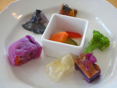 札幌の野菜のフレンチ&イタリアン「ジャルダン ポタジエ ODORI」