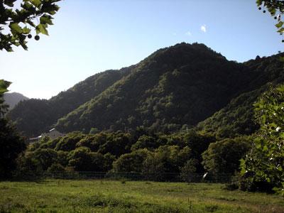 秋の定山渓