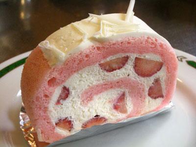 松屋のケーキ