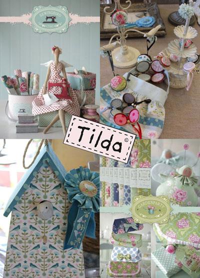 花と輸入雑貨のお店 Tilda 通販 札幌