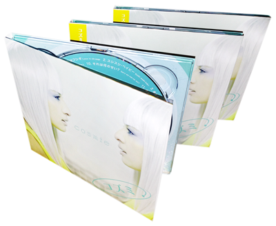 cosmie J-POP 新曲リリース CD通販 MP3配信
