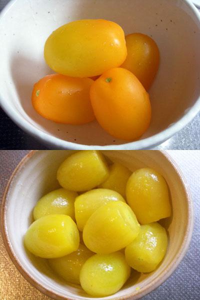 黄色いアイコ
