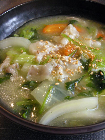 八宝菜風野菜炒め