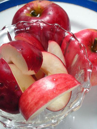 紅玉でりんごジャム