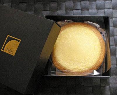 ガトーよこはまのチーズケーキ