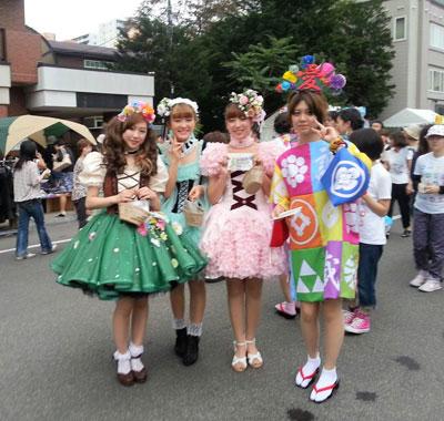 2014円山裏参道祭り