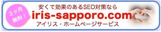 安くて効果があるSEO対策 札幌のホームページ制作