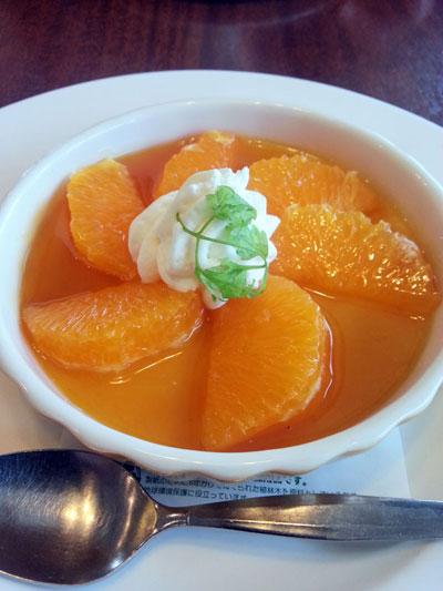 「清見」オレンジプリン