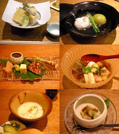 日本料理「はなれ 味重」