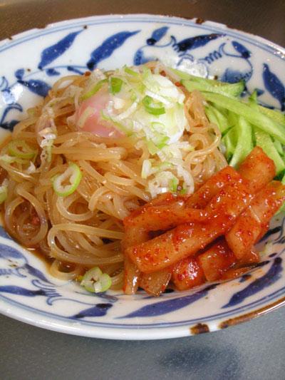 盛岡 ビビン麺