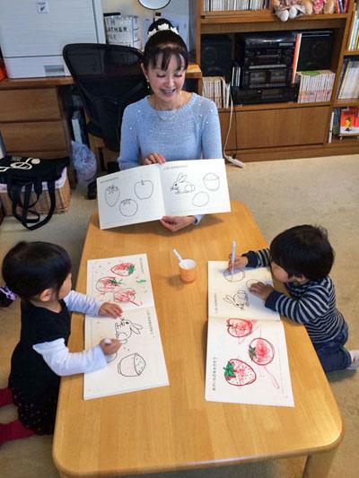 2才の音感教室 札幌清田区