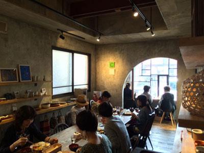 紡ぐカフェ