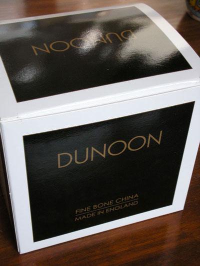 DUNOONのマグカップ