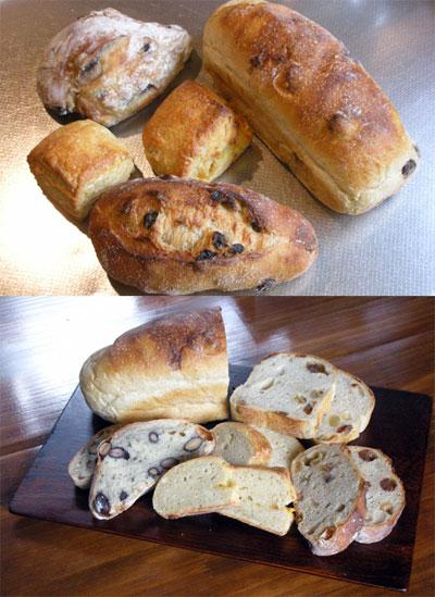 旭川のパン工房