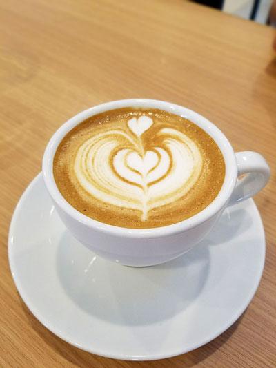 TOKUMITSU COFFEE 徳光珈琲 ばんなぐろ店