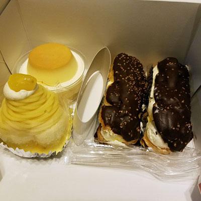 """""""柳月のケーキ"""""""