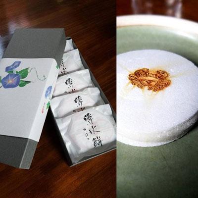 菓匠 米屋(札幌円山)のお菓子