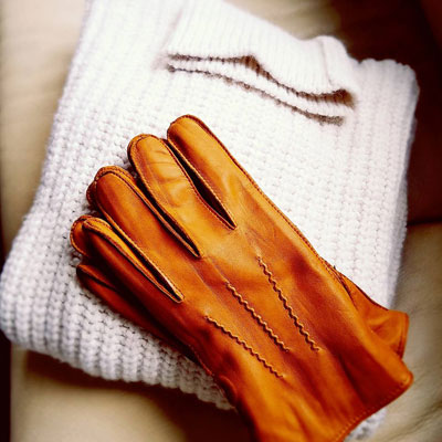 """""""セーターと手袋"""""""