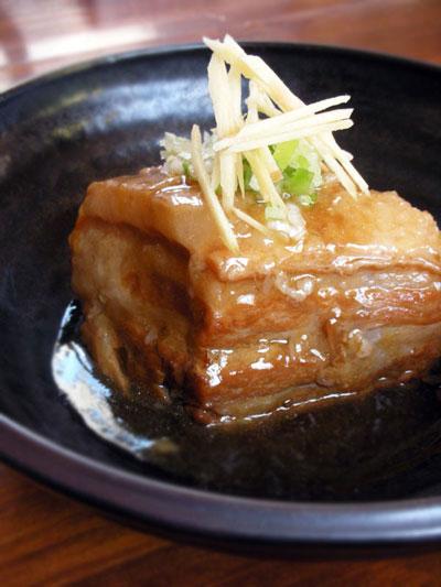 """""""豚バラ肉のふるふる角煮"""""""