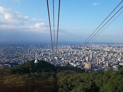 日本新三大夜景 札幌 藻岩山