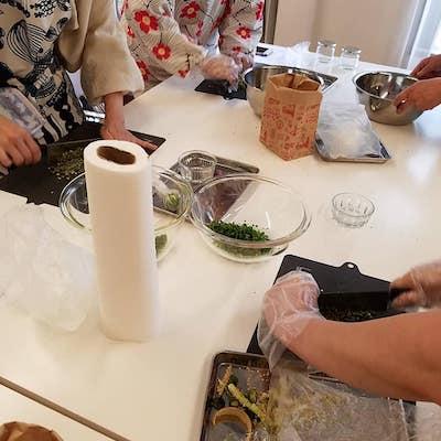 発酵料理教室