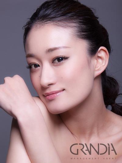 GRANDIA 本山 美瑚|女性モデル