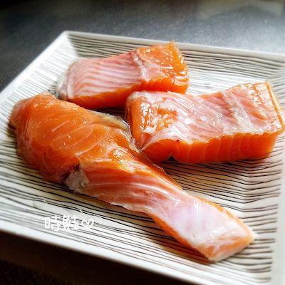 時鮭(トキシャケ)