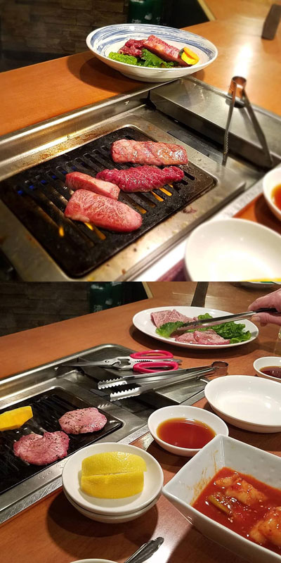 盛岡冷麺と焼肉 トトリ本店